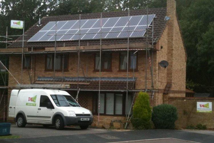 T And K Home Improvements Ltd Solar Panel Installer In