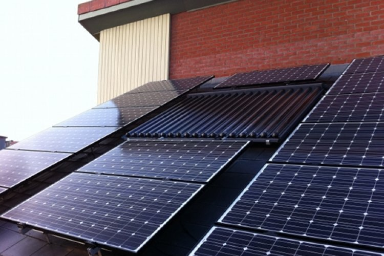 The big green technology company solar panel installer Examples of green technology