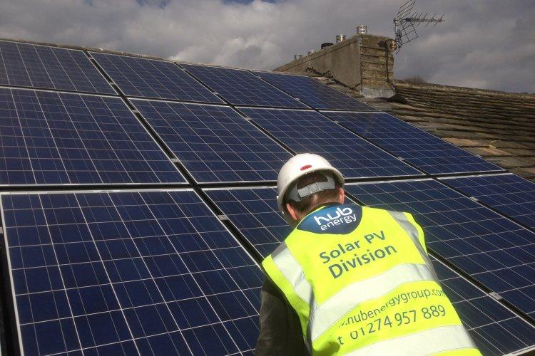Hub Renewable Energy Limited Solar Panel Installer In