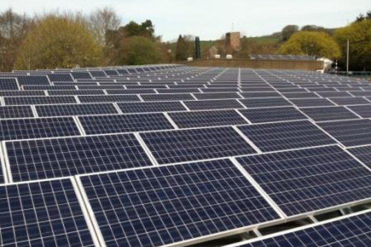 Eco Exmoor Ltd Solar Panel Installer In Wellington
