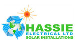 Hassie Electrical Solar Ltd - solar panel installer in Swansea